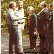 Carter Camp David Photo