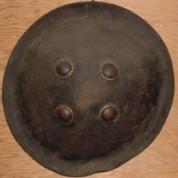 African Round Shield