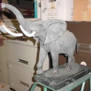 Bronze Elephant Grey 1