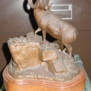 Bronze Ram