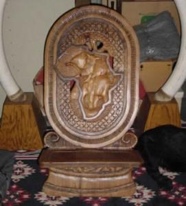 Chiefs Chair