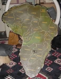 Elephant Ear Map