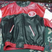 FootBallJacket49ers