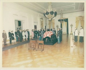 JFK Funeral Pictures 1