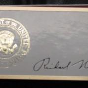 Nixon Pen Box