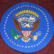 PatchPresidentialSealLtBlue4inch