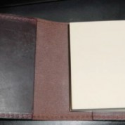 Post-it Case Brown Open