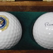 RR 2 Golf Ball Box Set Balls Close