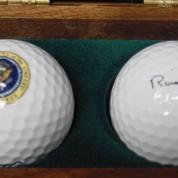 RR 2 Golf Ball Box Set Balls Close