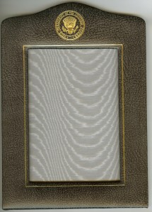 Vice Presidential Picture Frames