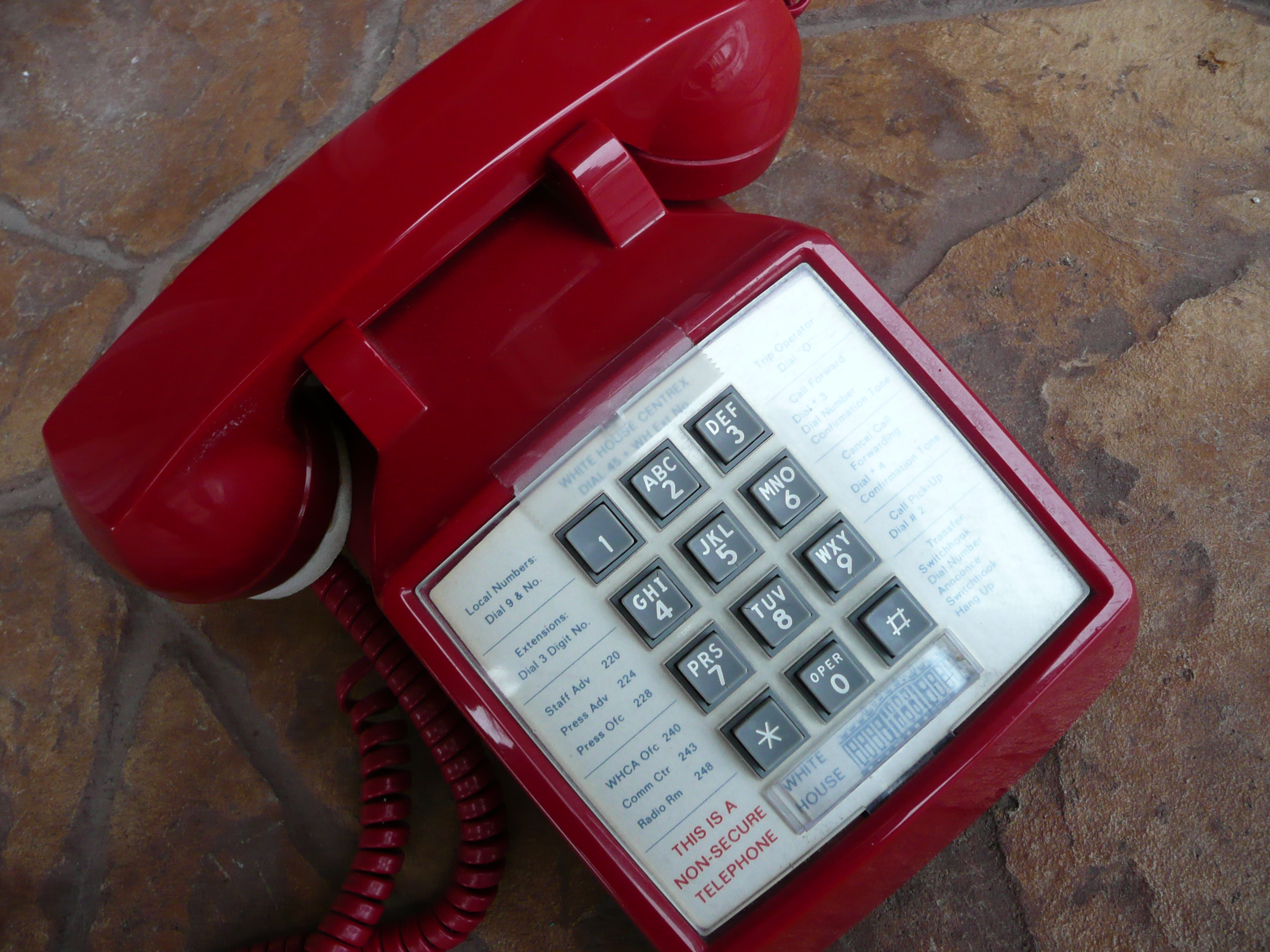 Official White House Phone